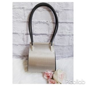 Handbags - Modern Metal Bag
